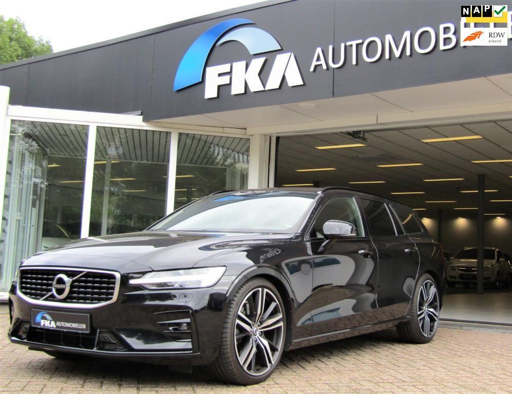 Volvo V60 2.0 T5 R-Design Aut., occasion - FKA Automobielen
