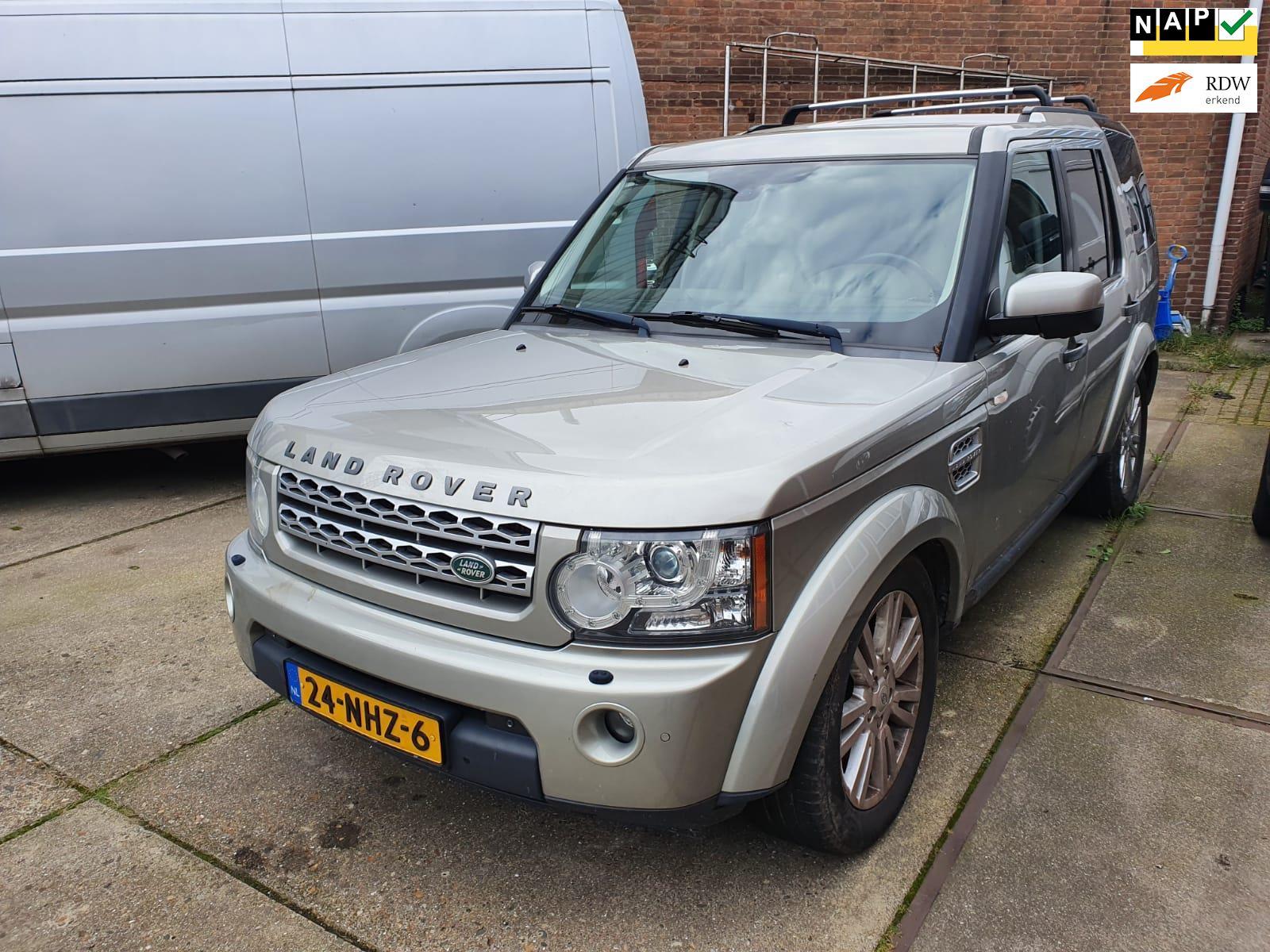 Land Rover Discovery occasion - Autogarage Famillia