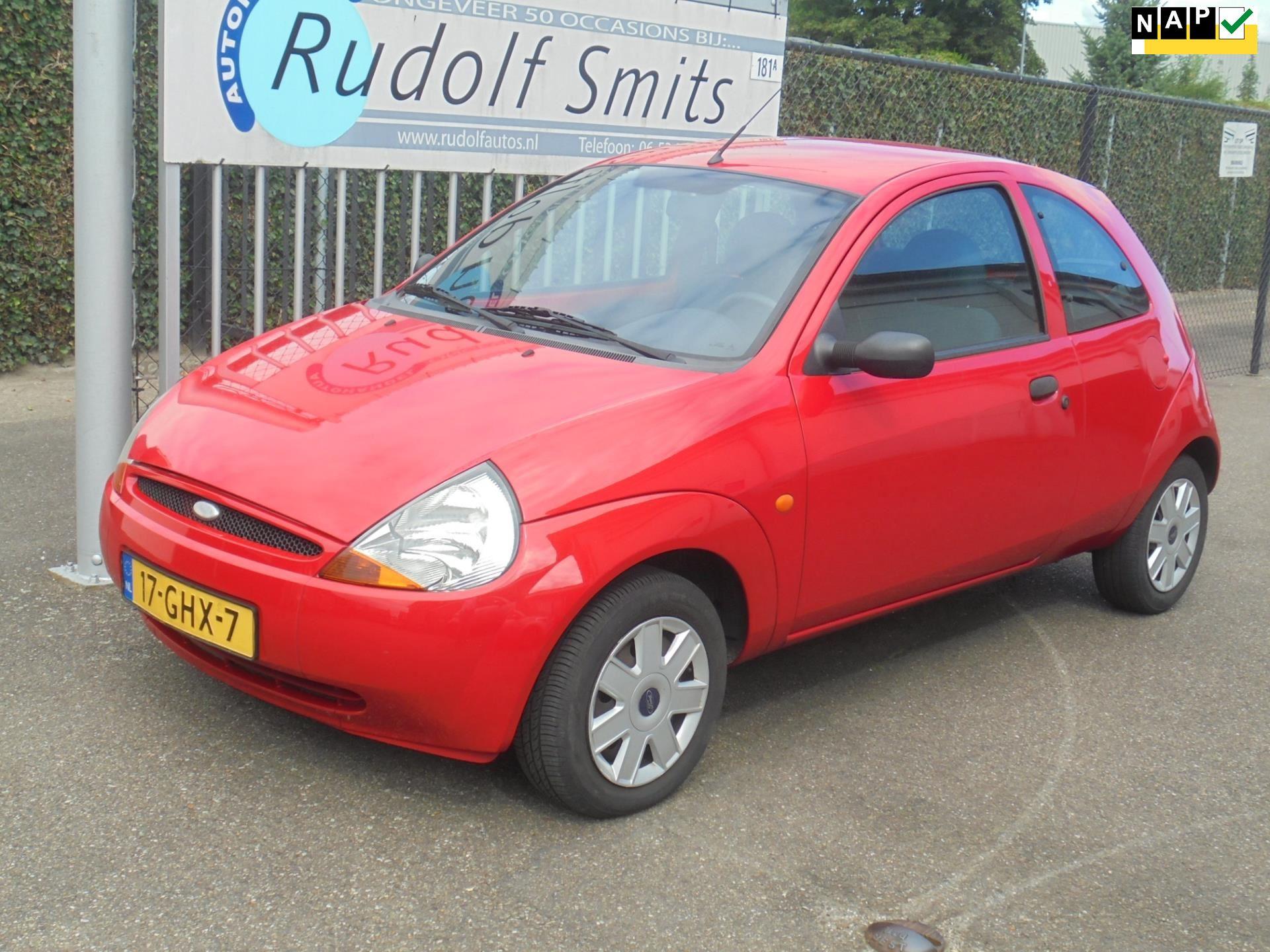 Ford Ka occasion - Autohandel Rudolf Smits