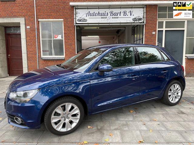 Audi A1 Sportback 1.4 TFSI Ambition Pro Line Business Garantie, Automaat, Airco! Dealer onderhouden!