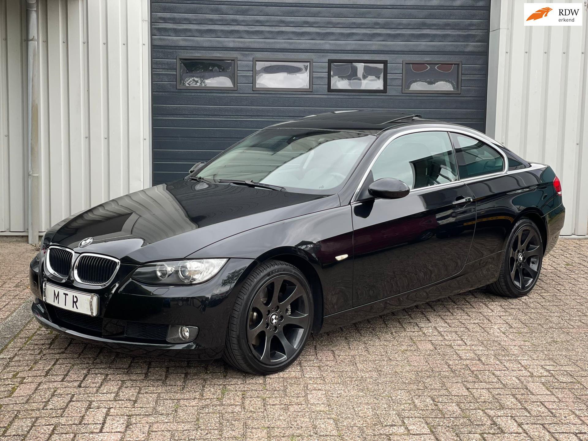 BMW 3-serie Coupé occasion - MTR Auto's
