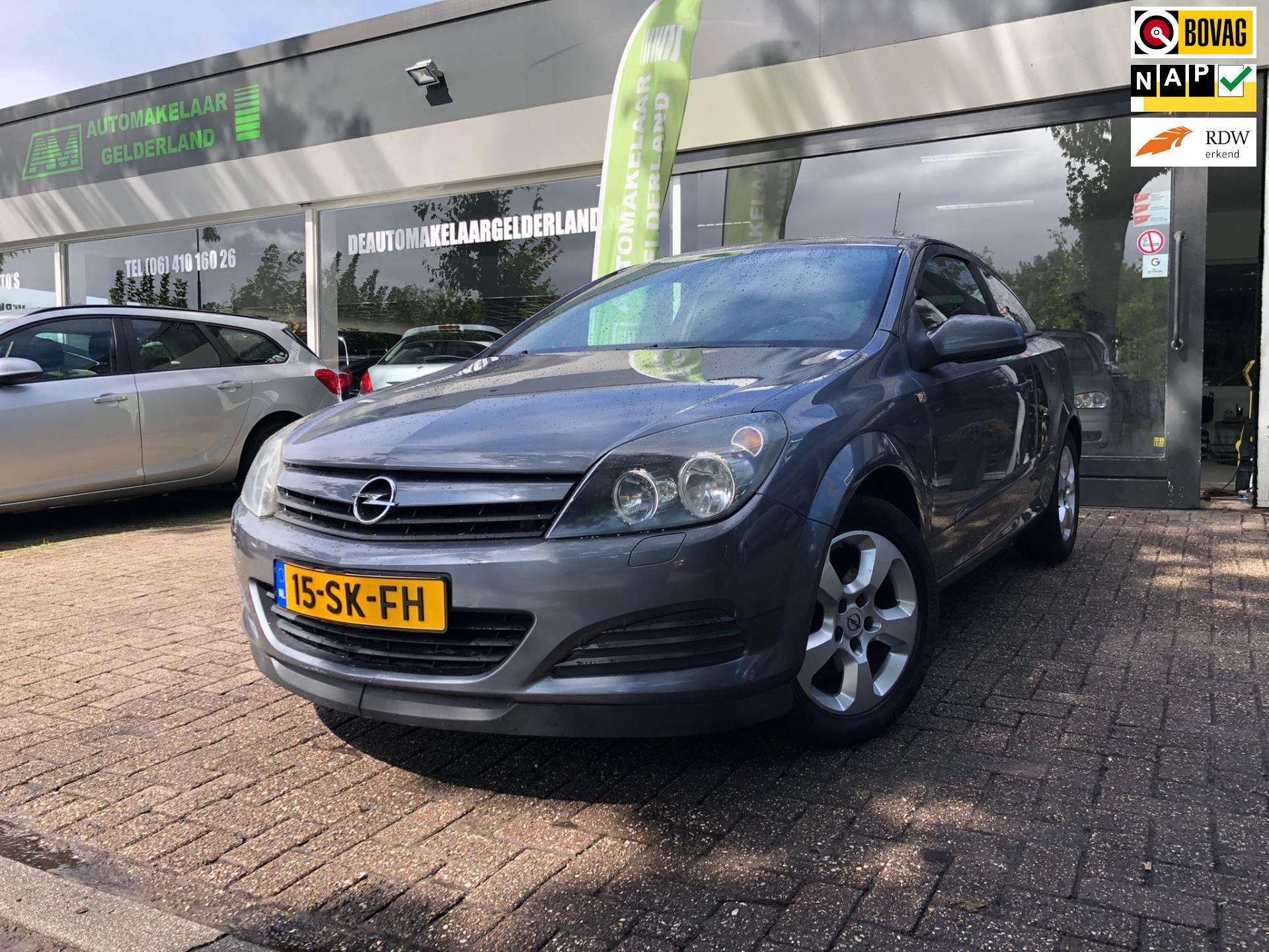 Opel Astra GTC occasion - De Automakelaar Gelderland