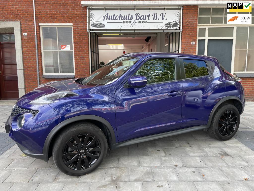 Nissan Juke occasion - Autohuis Bart Bv