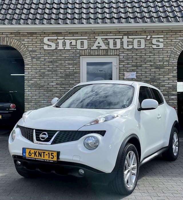 Nissan Juke 1.6 Acenta Bj 2013 Hoge zit