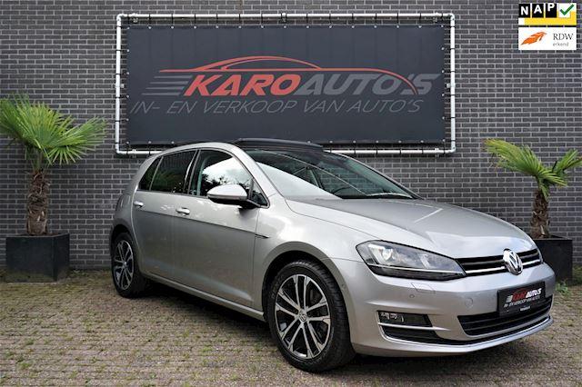 Volkswagen Golf 1.4 TSI Lounge DSG Pano Xenon Carplay 1e Eig
