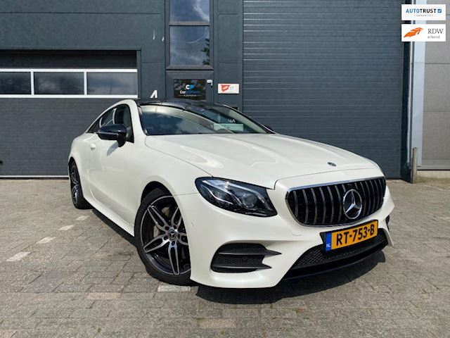 Mercedes-Benz E-klasse Coupé 300 Premium (Dealer Onderhouden)