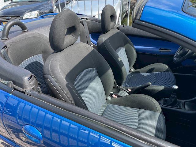 Peugeot 206 CC 1.6-16V cabriolet