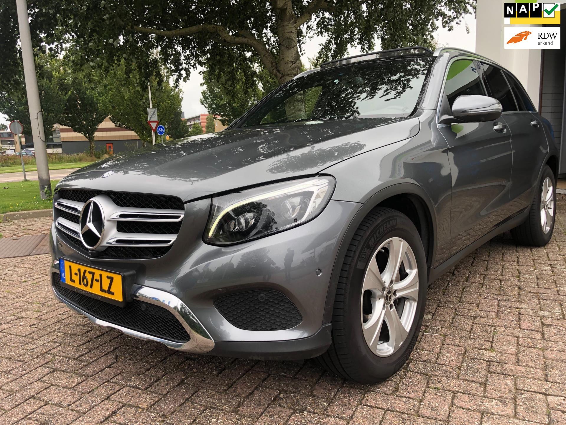 Mercedes-Benz GLC-klasse occasion - Westland Occasion