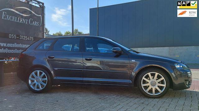 Audi A3 Sportback 1.6 FSI 2x S-Line Airco/Leder/Sportvelgen