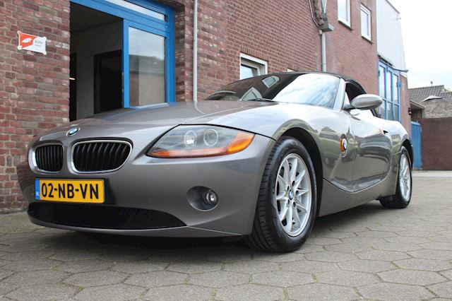 BMW Z4 Roadster occasion - BL-Auto's