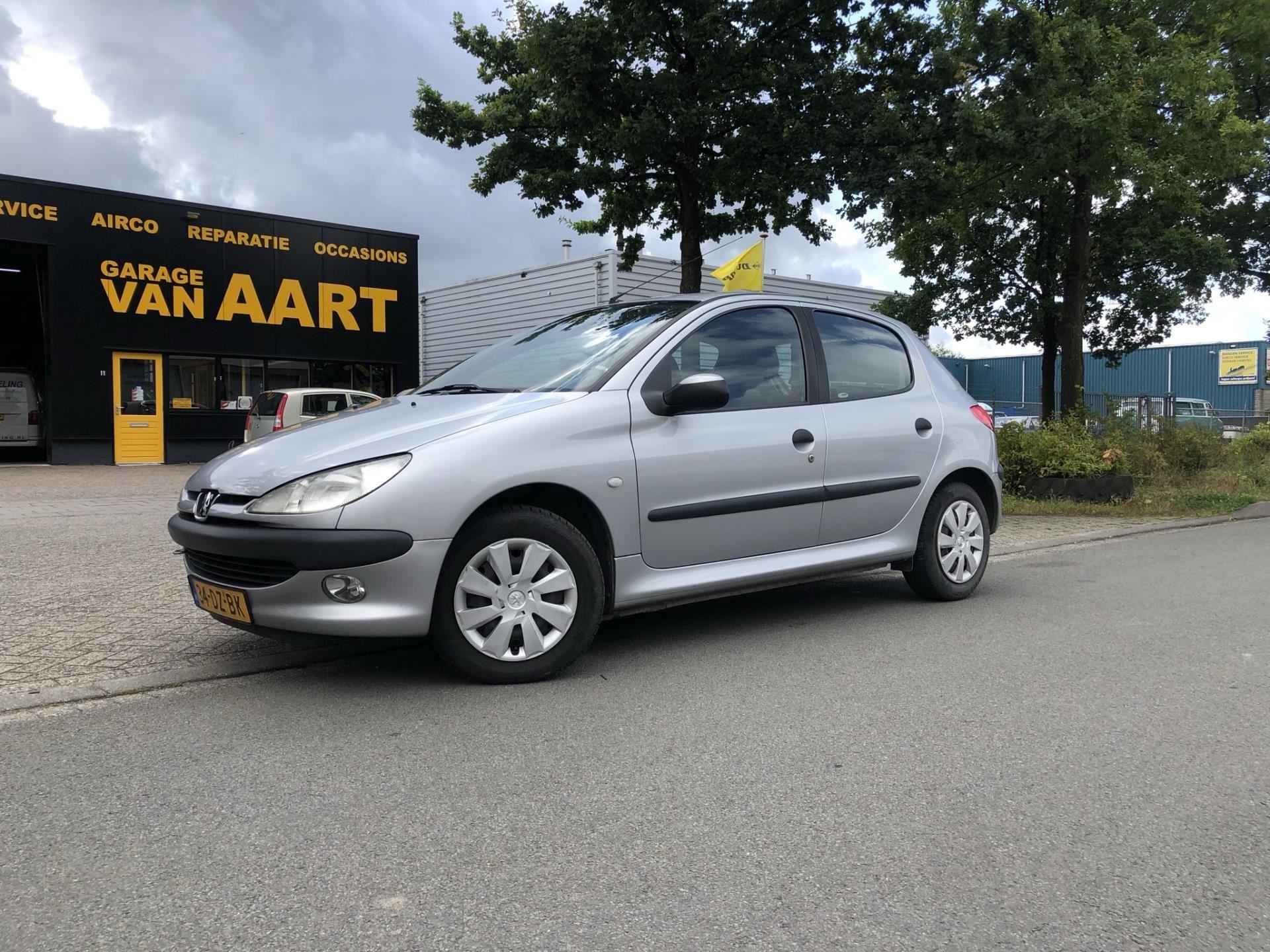 Peugeot 206 occasion - Garage van Aart