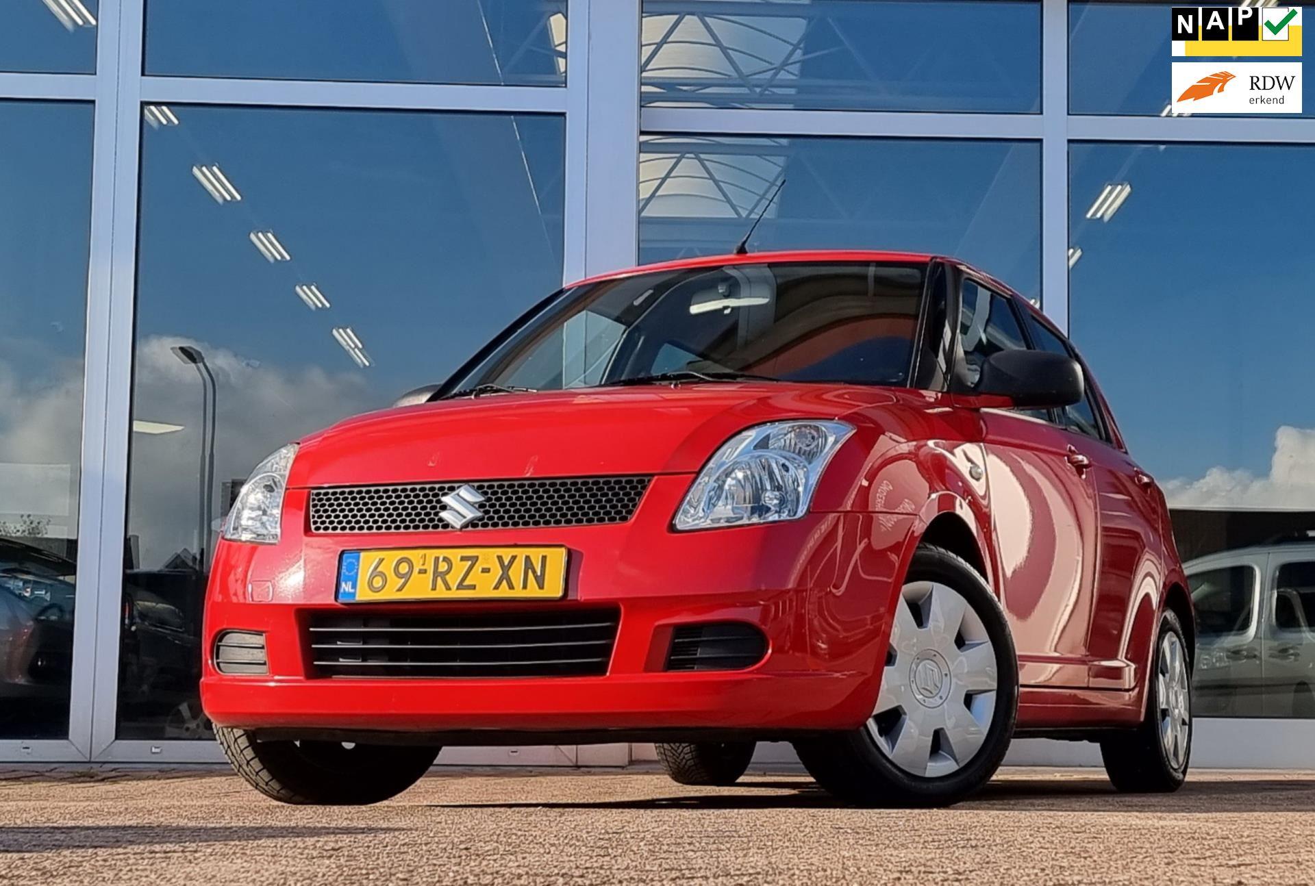 Suzuki Swift occasion - van den Boog Automotive