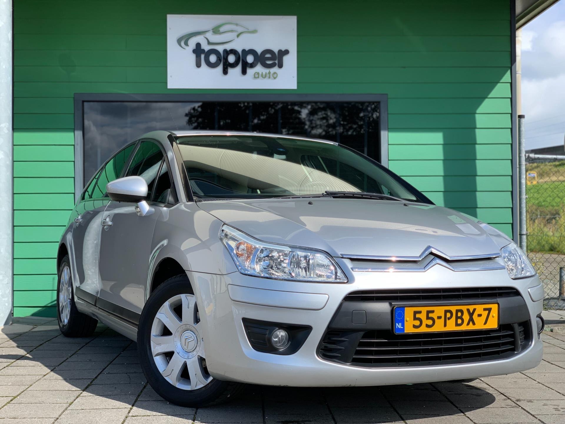 Citroen C4 occasion - Topper Auto