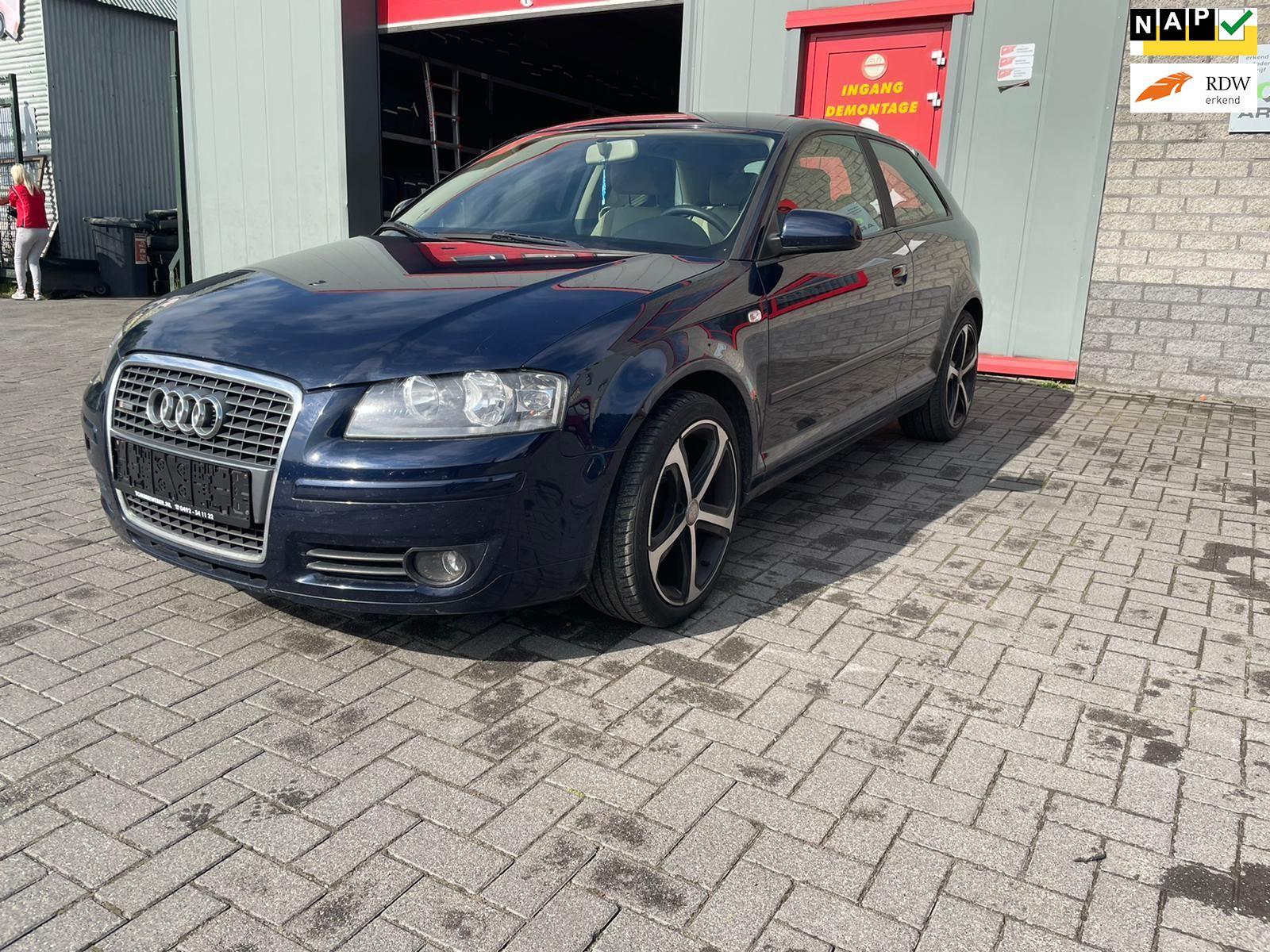 Audi A3 occasion - Autobedrijf Tommie Weber & zn.