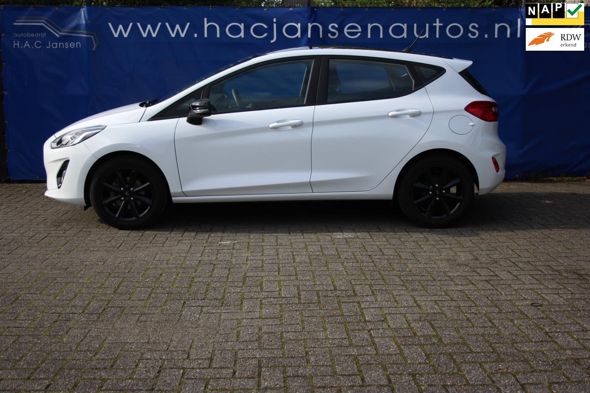 Ford Fiesta occasion - Autobedr. VOF HAC Jansen