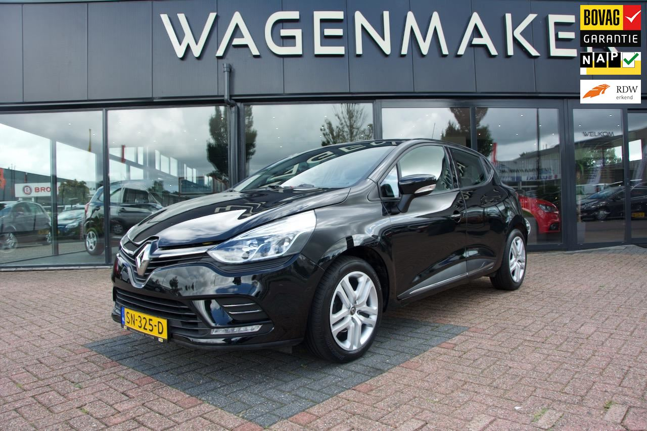 Renault Clio occasion - Wagenmaker Auto's