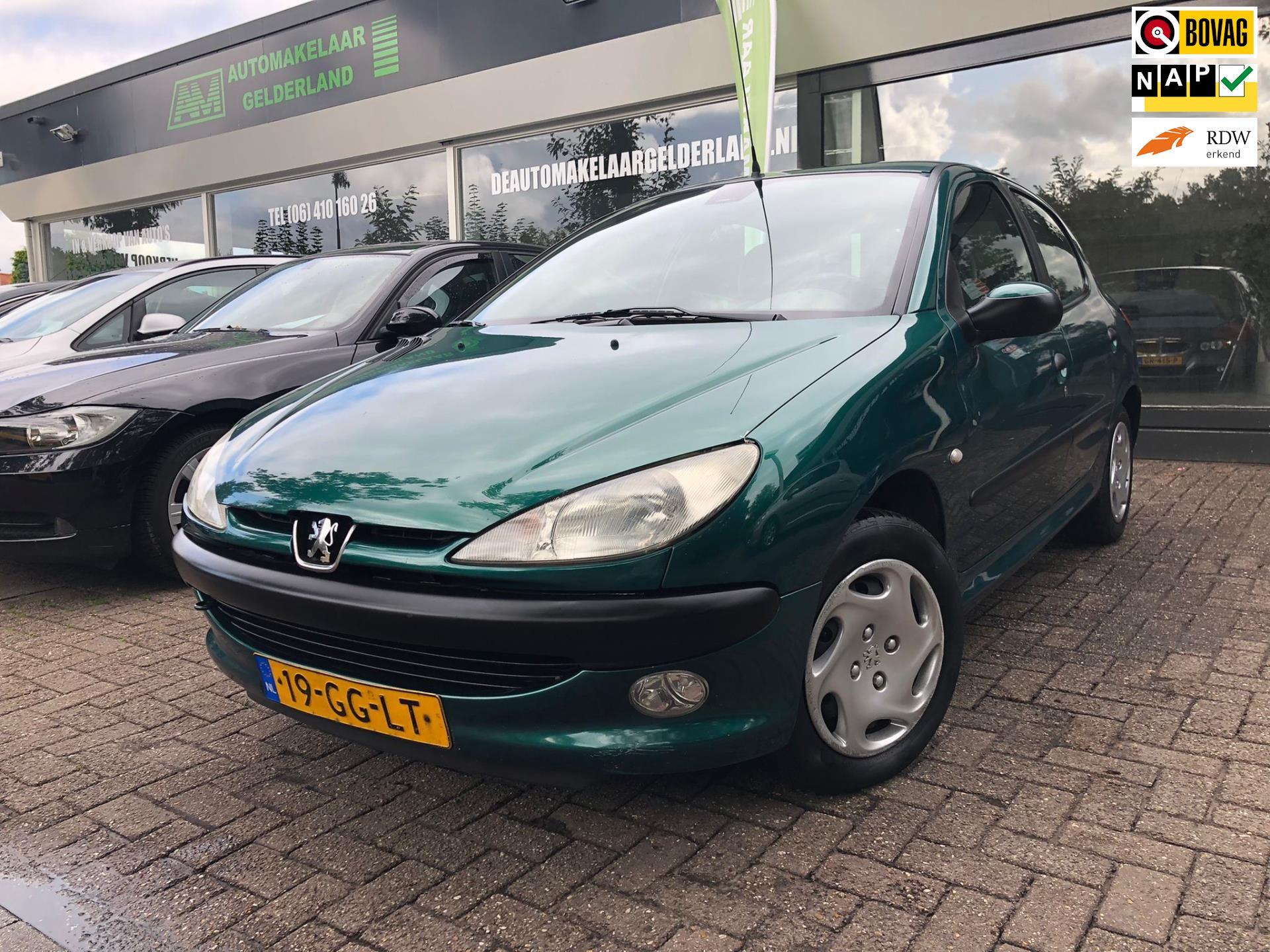 Peugeot 206 occasion - De Automakelaar Gelderland