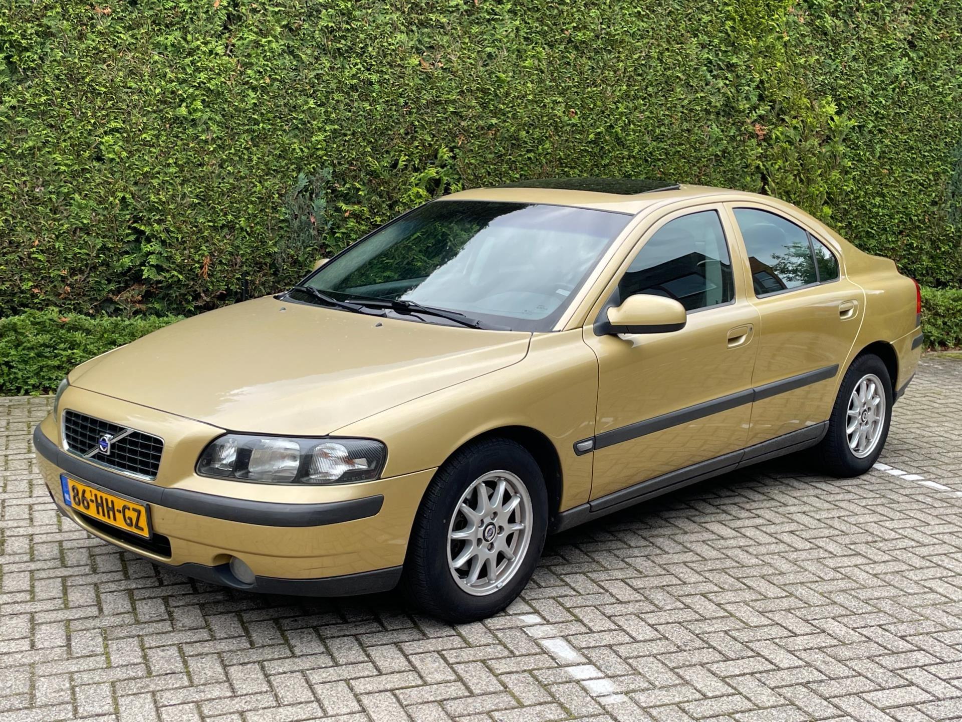 Volvo S60 occasion - Dealer Outlet Cuijk b.v.