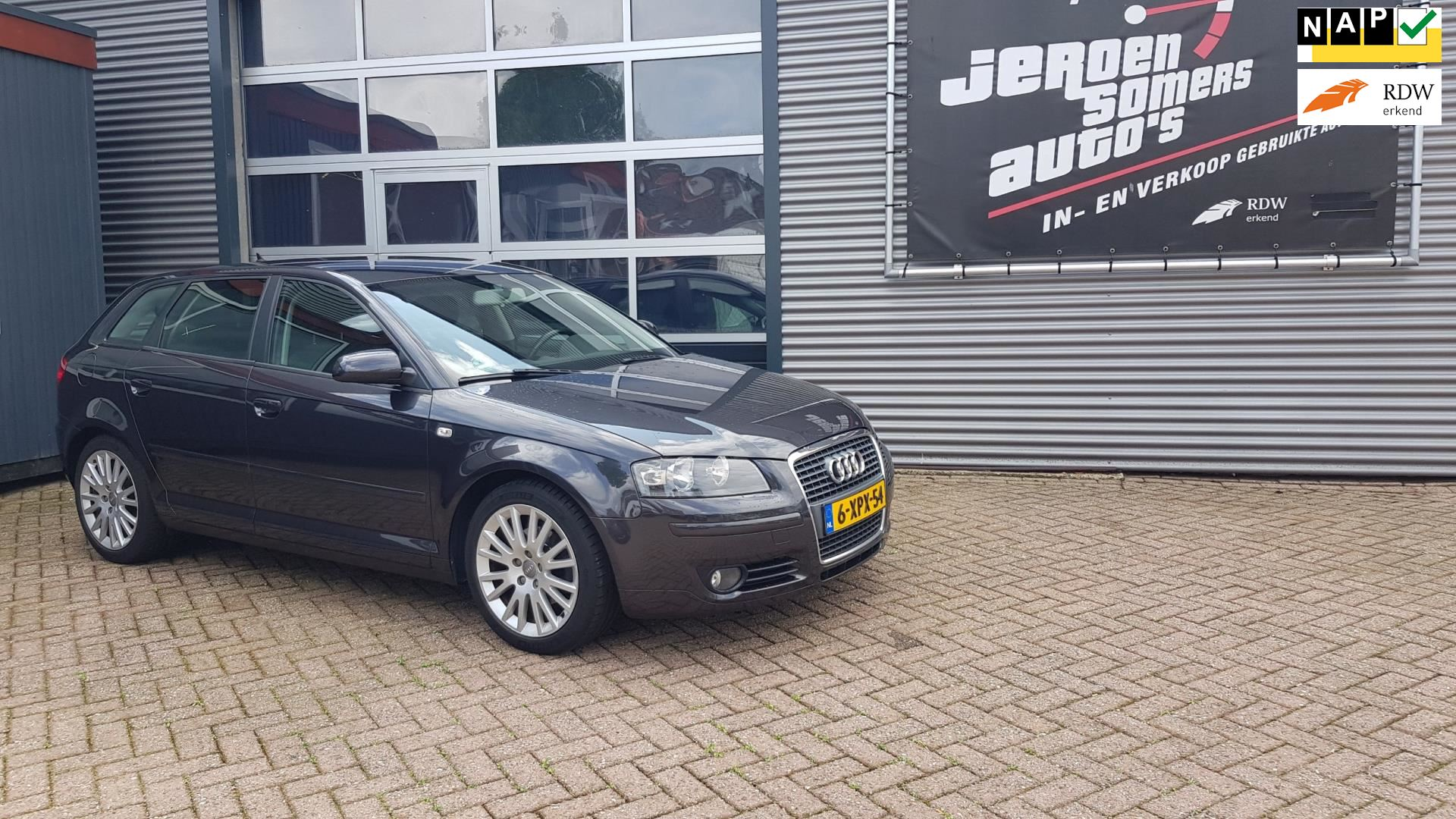 Audi A3 Sportback occasion - Jeroen Somers Auto´s