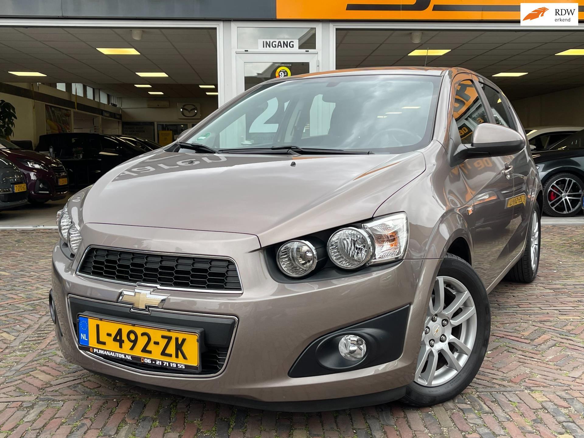 Chevrolet Aveo occasion - Pijman Auto's