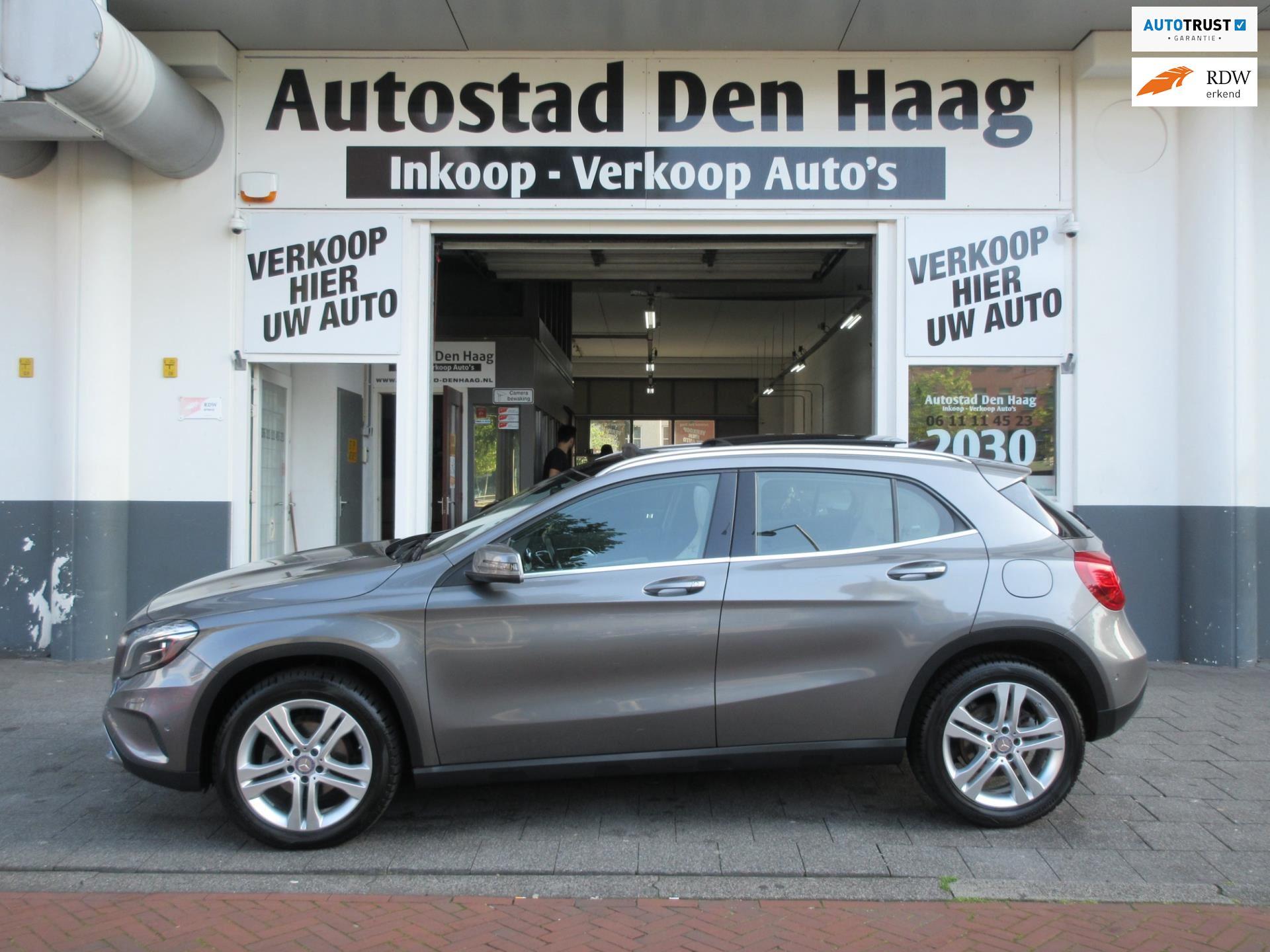 Mercedes-Benz GLA-klasse occasion - Autostad Den Haag