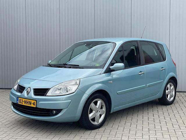 Renault Scénic 2.0-16V Tech Line , 1ste eigenaar , RENAULT Dealer onderhouden ,