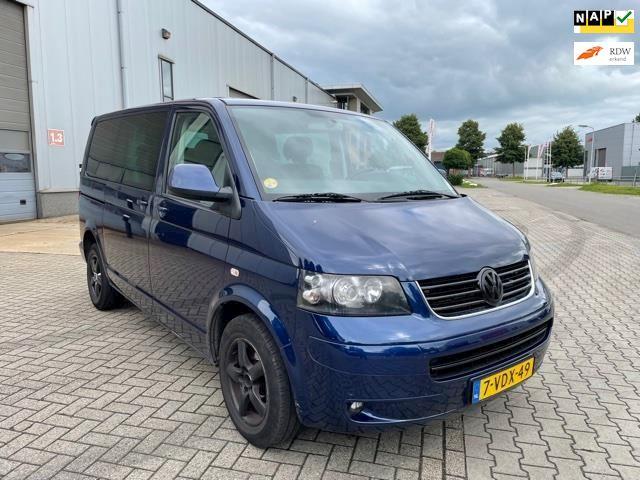 Volkswagen Transporter 2.5 TDI 300 Comfortline /dubbel cabine/dsg automaat