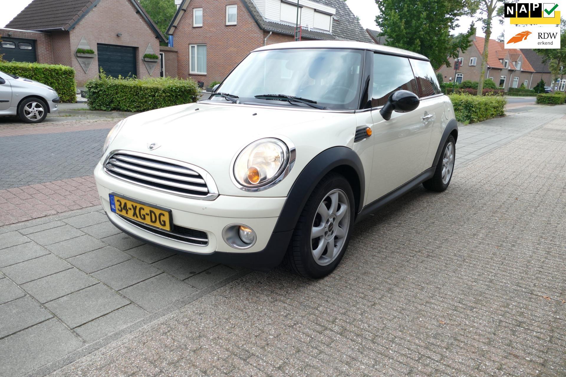 Mini Mini occasion - Autobedrijf John van Melis