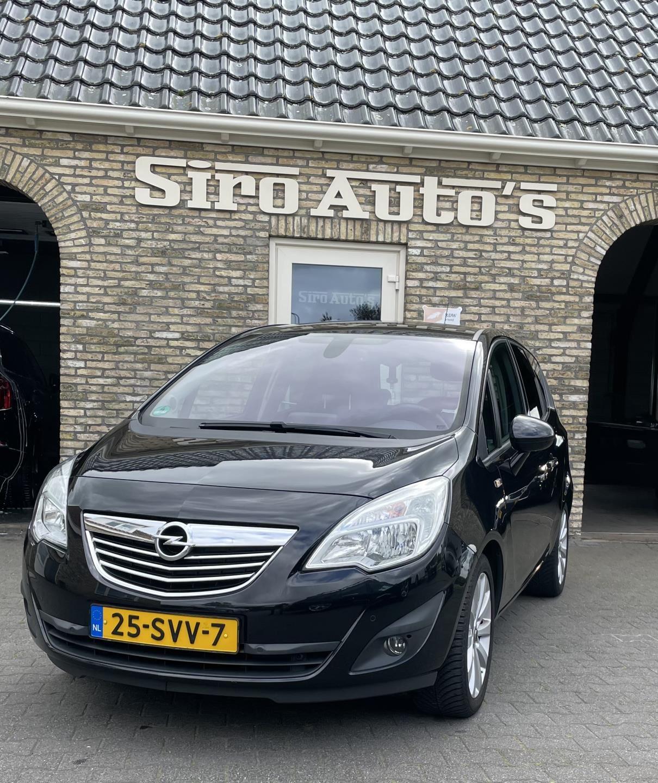 Opel Meriva occasion - Siro Auto's
