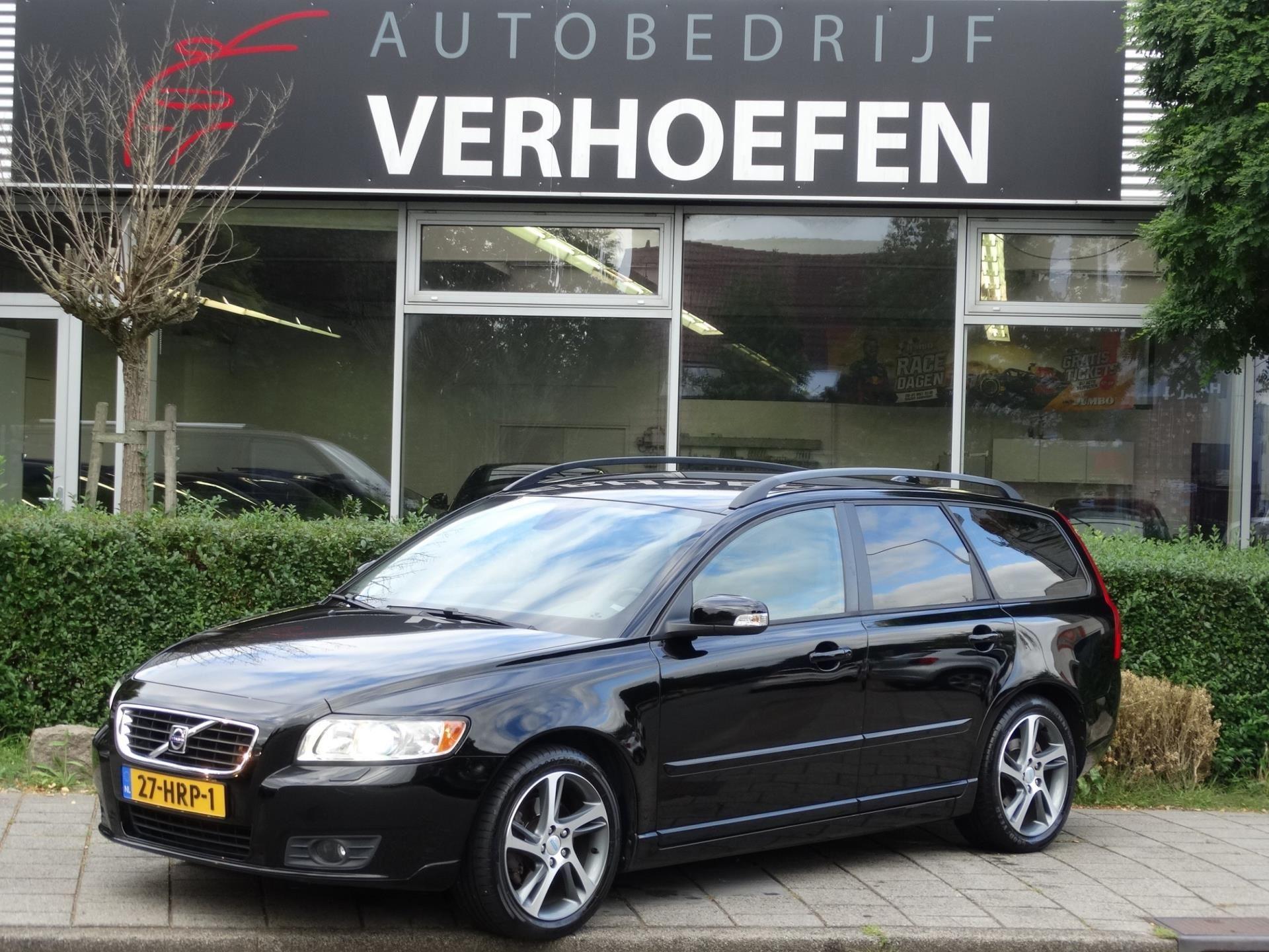 Volvo V50 occasion - Autobedrijf Verhoefen