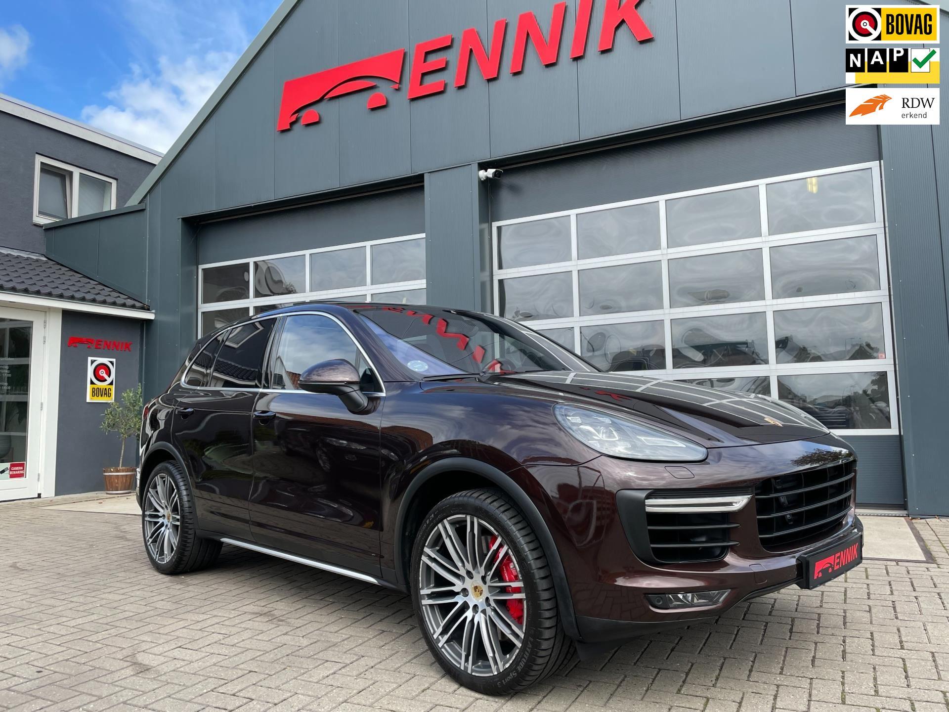 Porsche Cayenne occasion - Ennik Autobedrijf