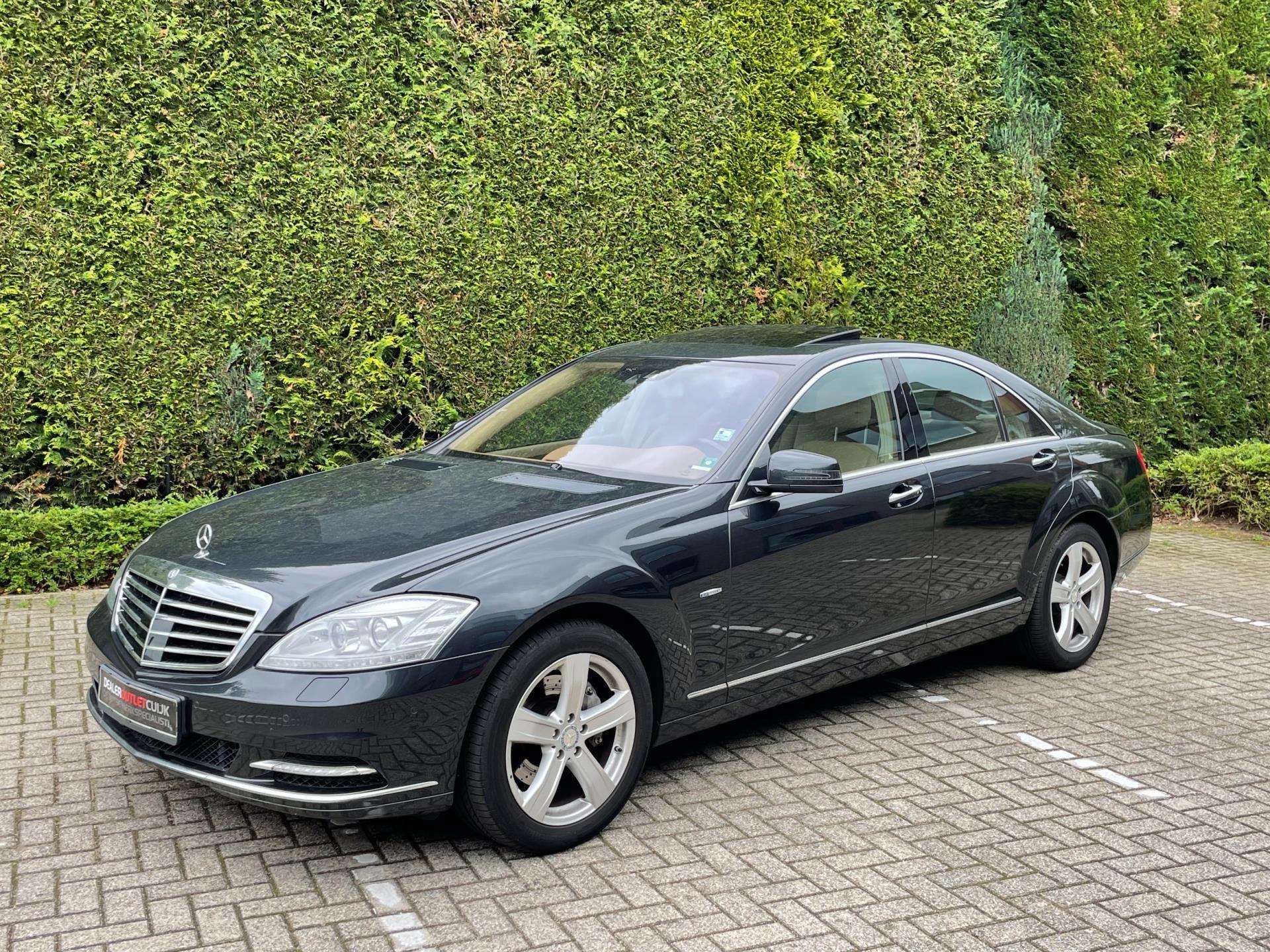 Mercedes-Benz S-klasse occasion - Dealer Outlet Cuijk b.v.