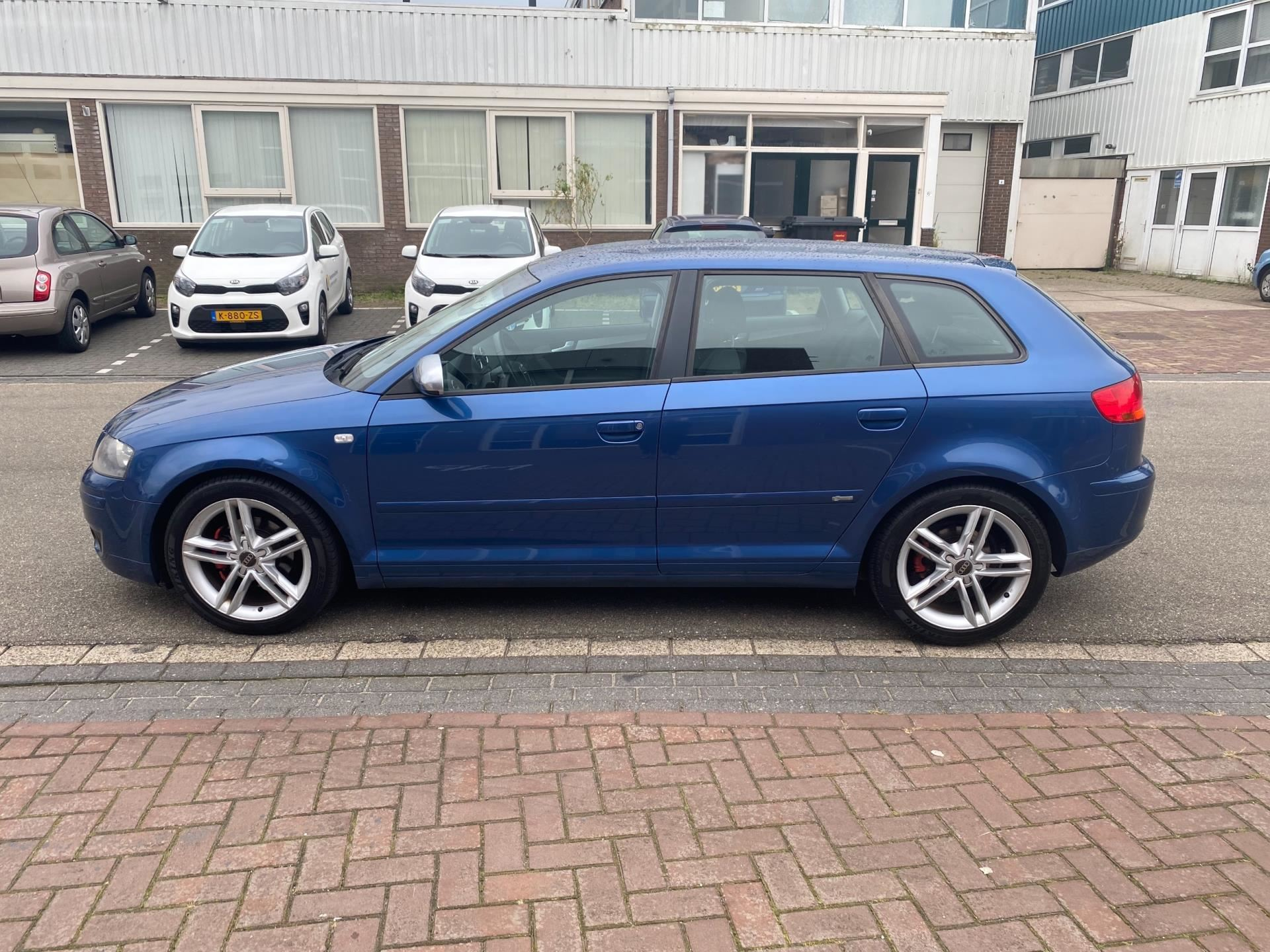 Audi A3 Sportback occasion - BVM Auto's
