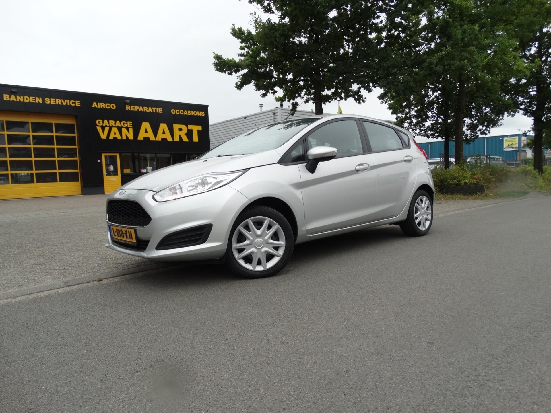 Ford Fiesta occasion - Garage van Aart
