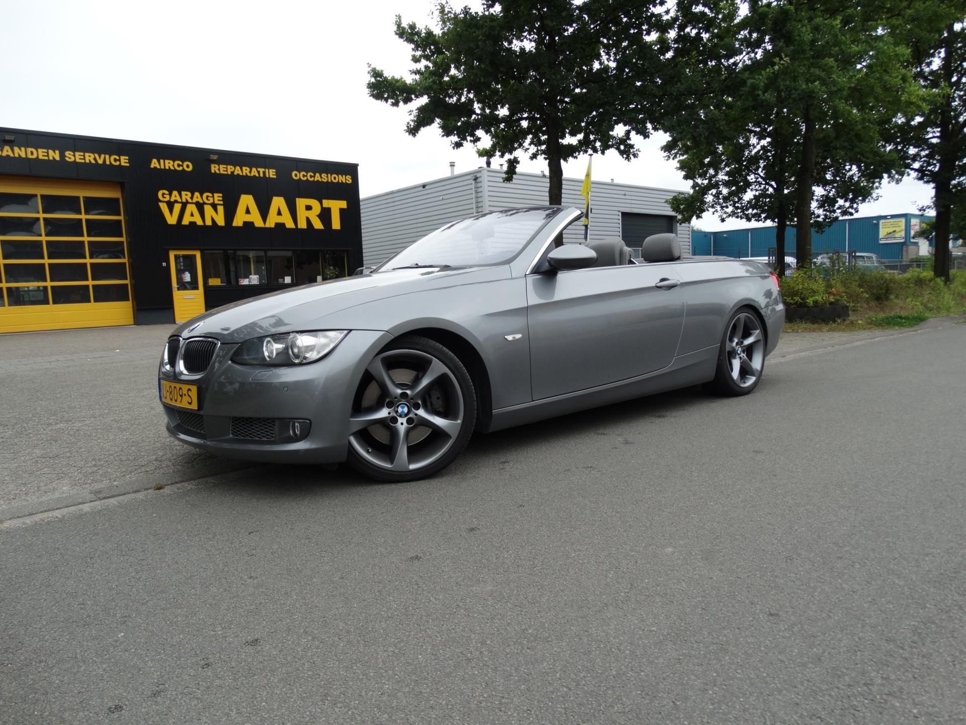 BMW 3-serie Coupé occasion - Garage van Aart