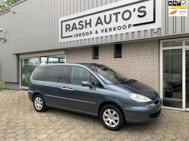 Peugeot 807 2.0 Norwest| 8 PERSOONS