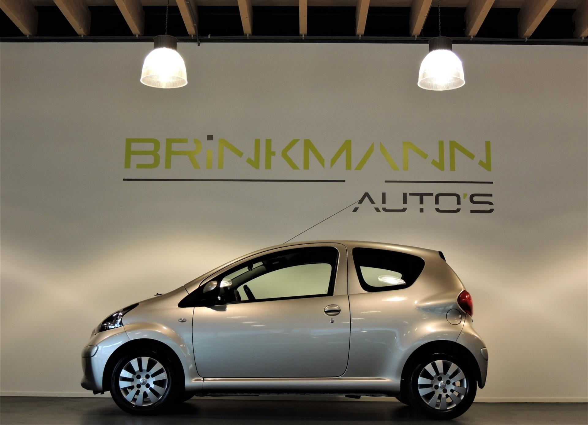 Toyota Aygo occasion - Brinkmann Auto's