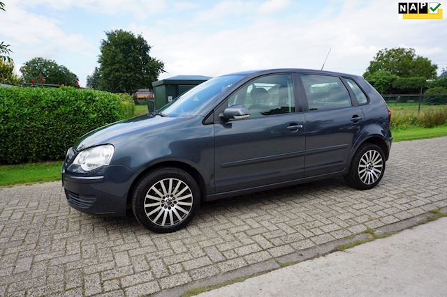 Volkswagen Polo 1.4 TDI Optive 5 deurs