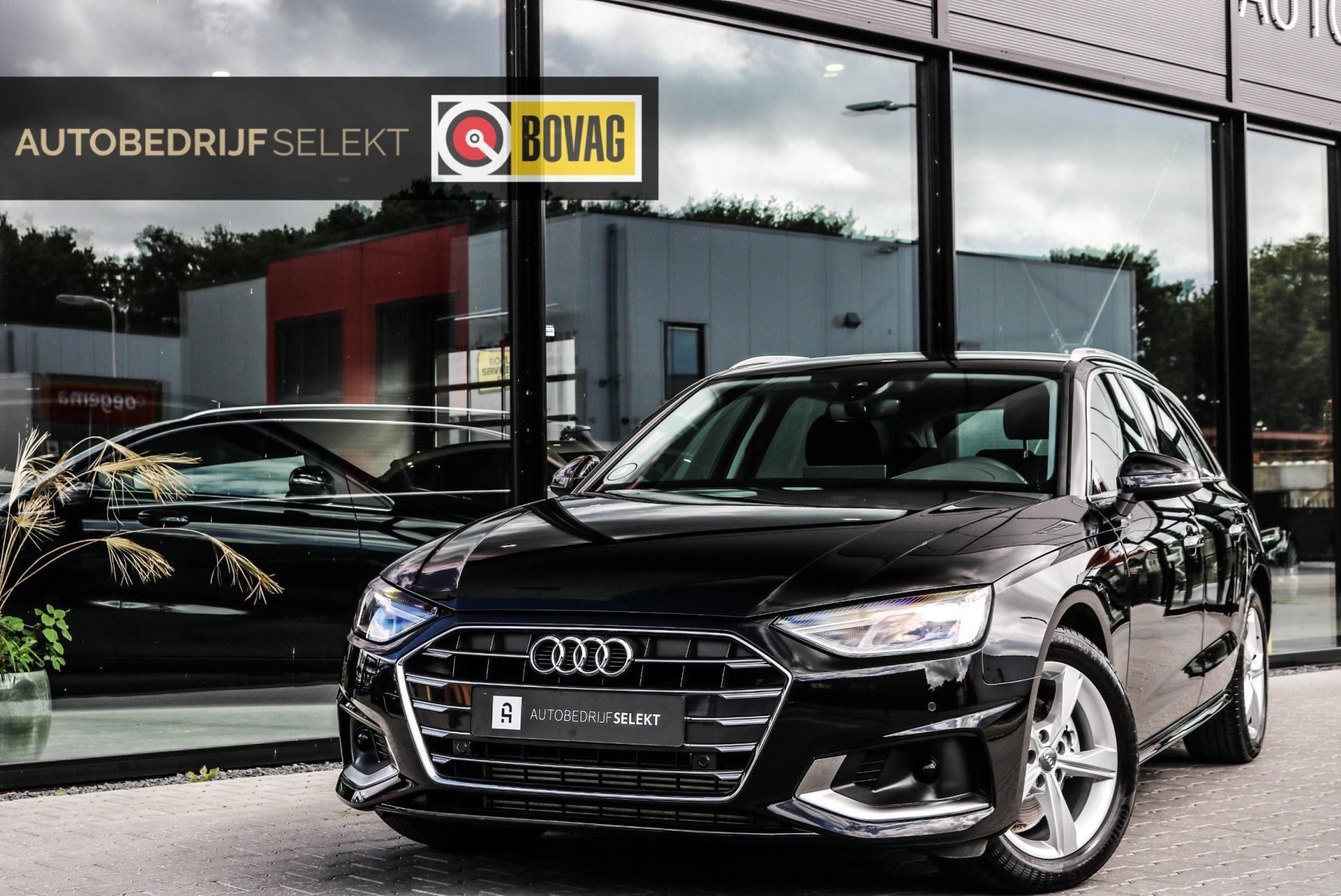 Audi A4 Avant occasion - Autobedrijf Selekt B.V.