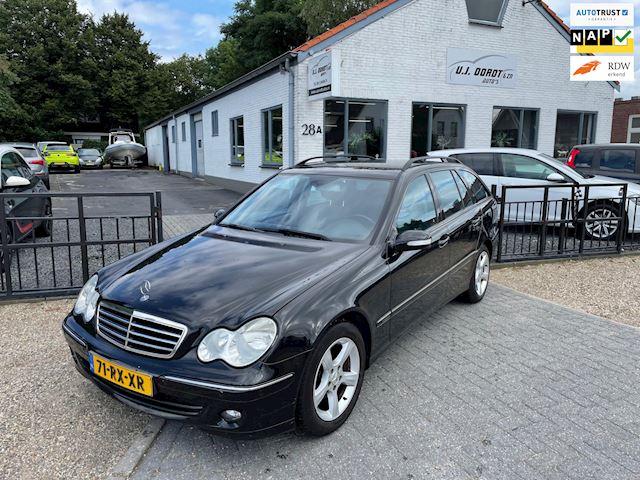 Mercedes-Benz C-klasse Combi 200 K. Avantgarde in nette staat!