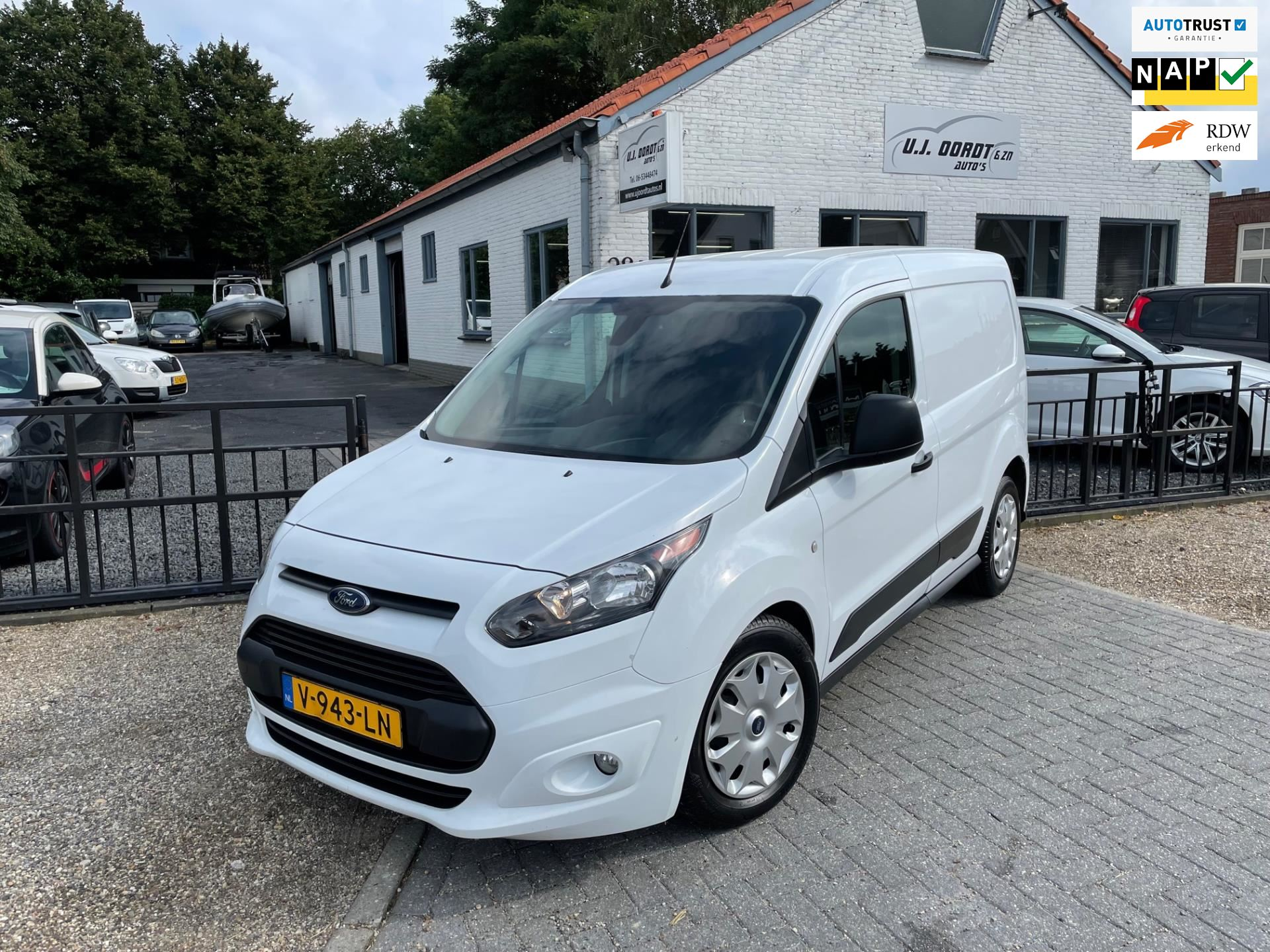 Ford Transit Connect occasion - U.J. Oordt Auto's