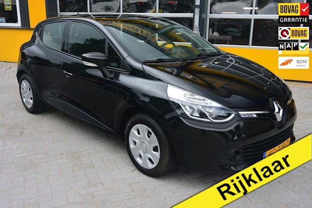 Renault Clio zonder afl.kosten + BOVAG garantie