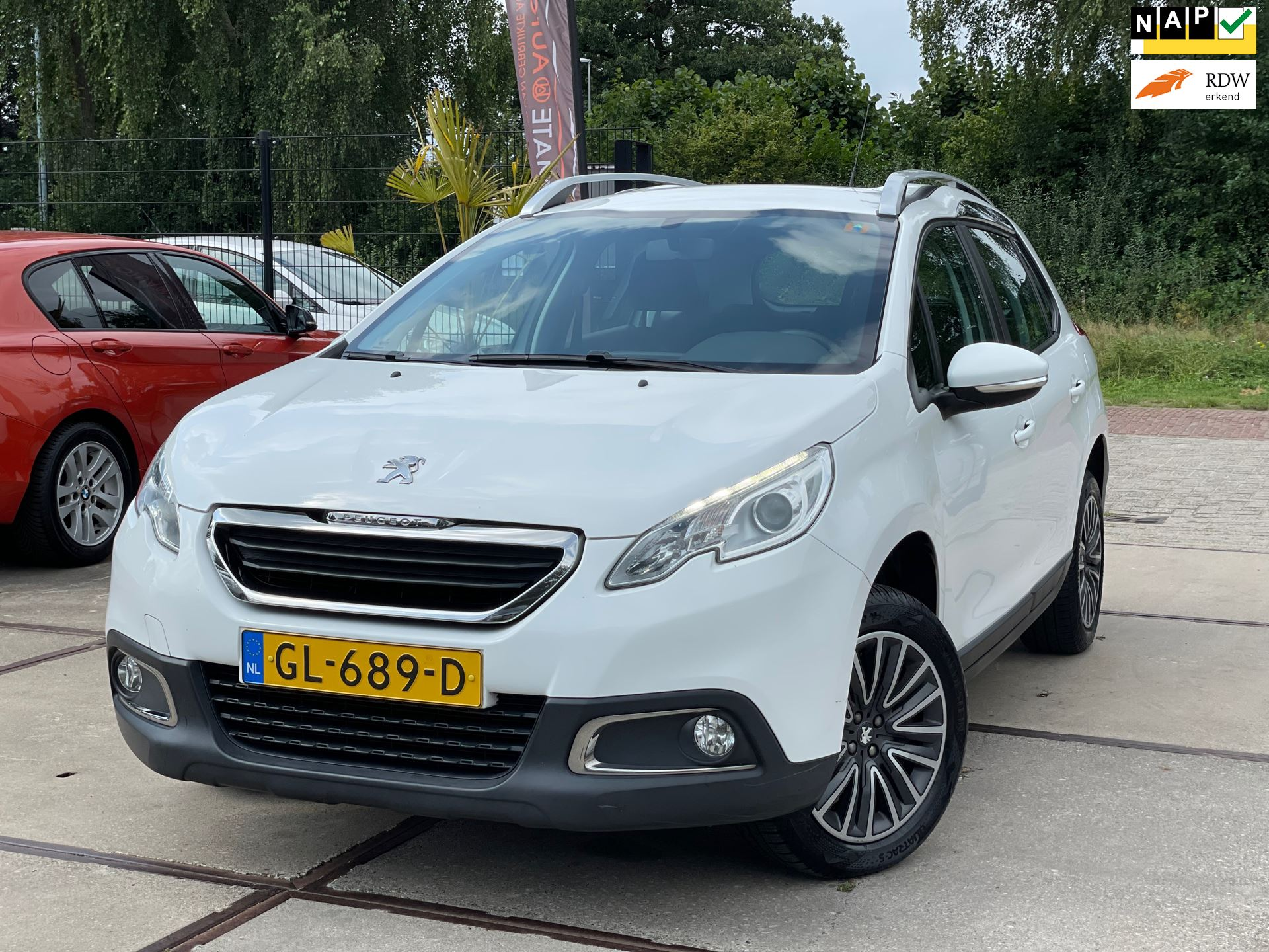 Peugeot 2008 occasion - Ultimate Auto's B.V.