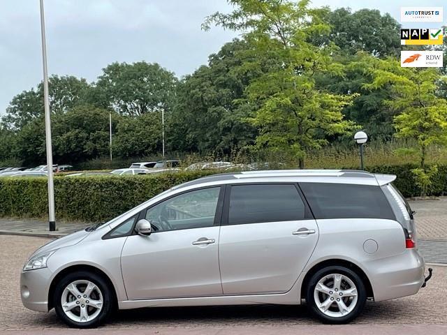 Mitsubishi Grandis occasion - Jesse de Koning Auto`s