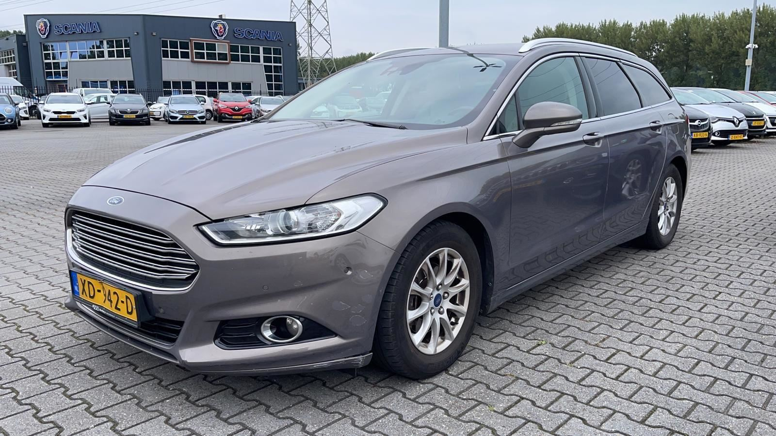 Ford Mondeo Wagon occasion - DDM Export B.V.