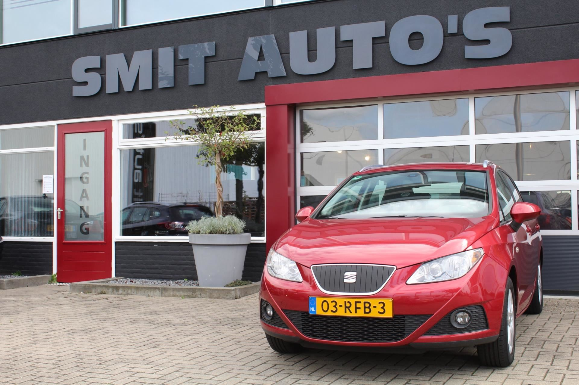 Seat Ibiza ST occasion - Smit Auto's