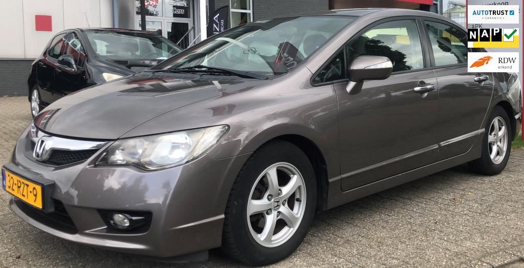 Honda Civic occasion - Gebo Auto's