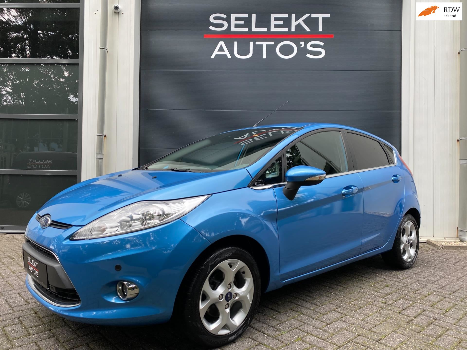 Ford Fiesta occasion - Selekt Auto's
