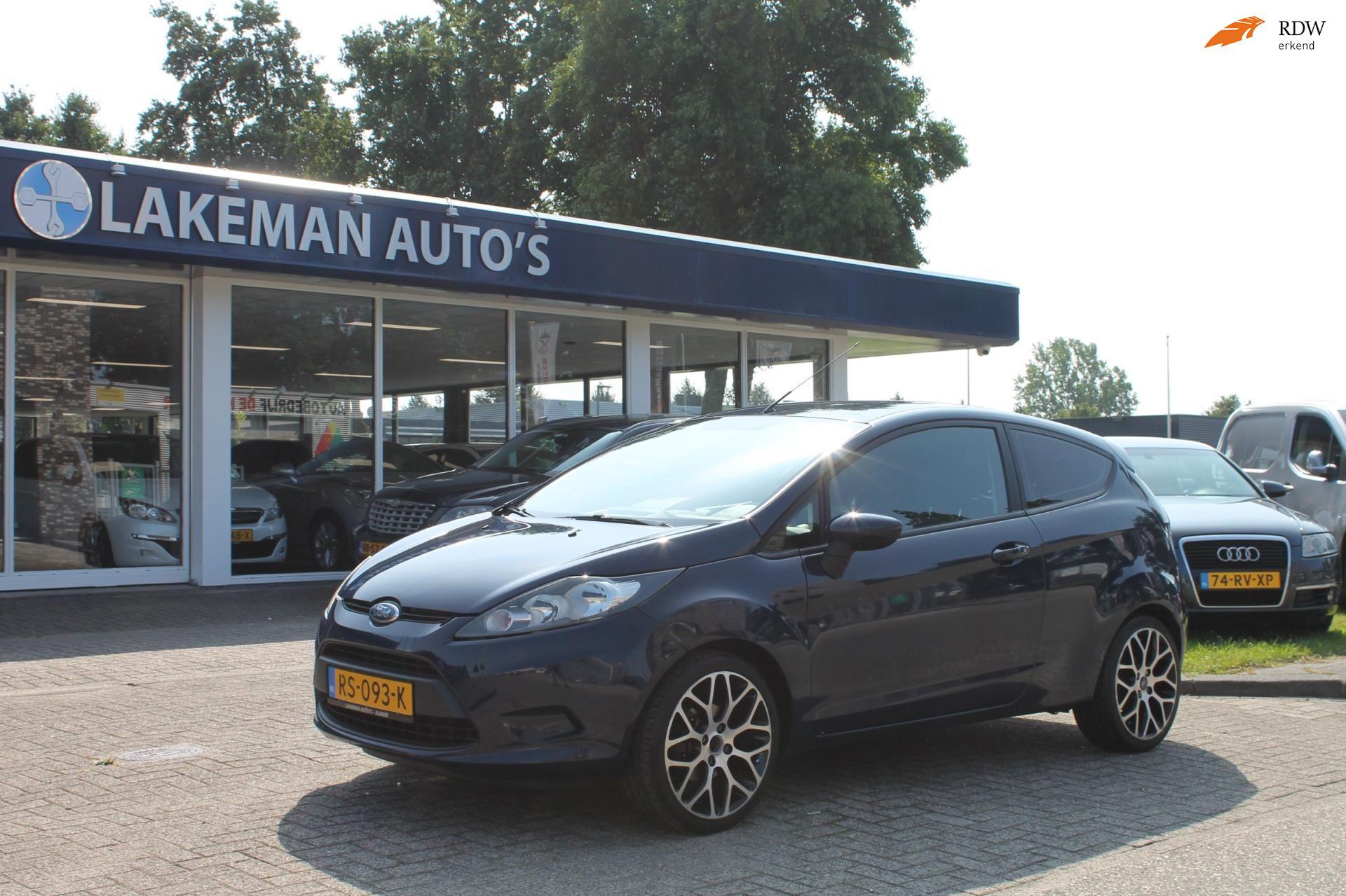 Ford Fiesta occasion - Lakeman auto's Almere B.V.