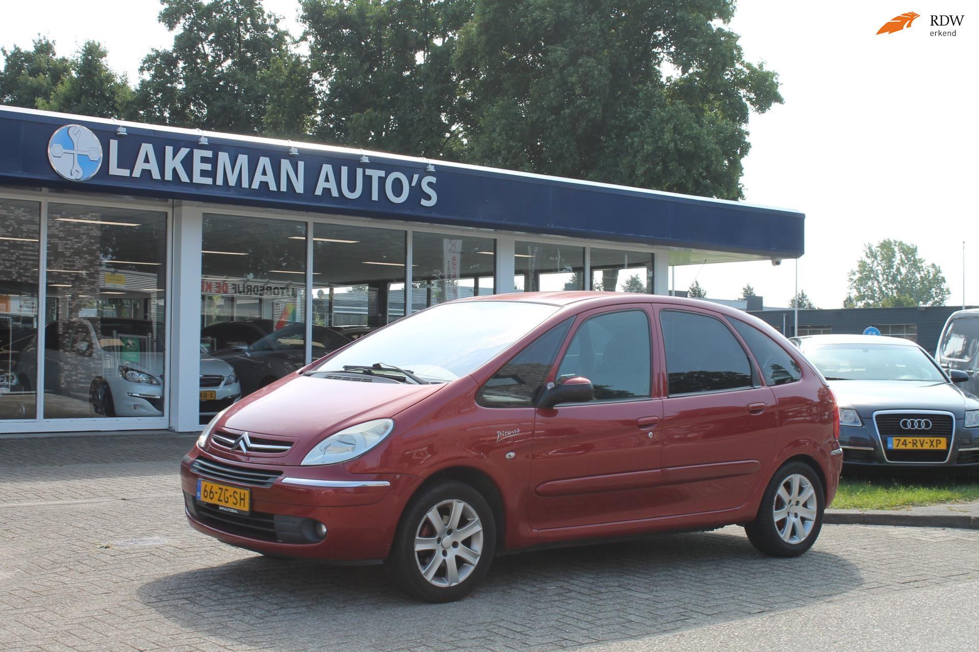 Citroen Xsara Picasso occasion - Lakeman auto's Almere B.V.